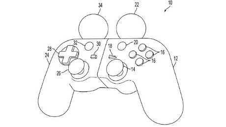 Paten gamepad hybrid Sony (ist)