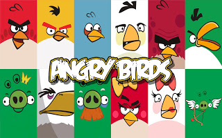 angry birds themes
